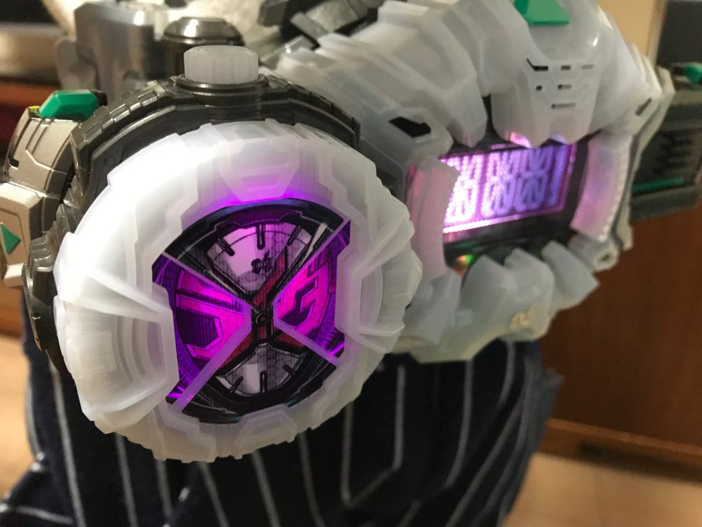 仮面ライダージオウの変身ベルト