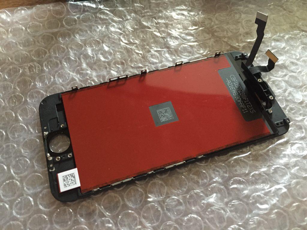 iphone6フロントパネル